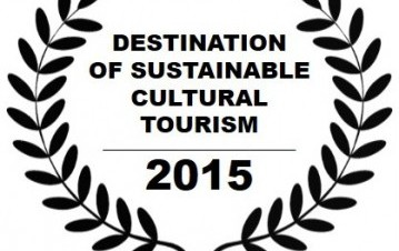 Nomination for 'Destination of Sustainable Cultural Tourism 2015', Vidzeme Tourism Association