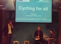 VTA at Eurovelo panel discussion at the ITB Berlin 2016