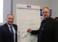 VTA supports the Charter of Silver Cyclists