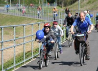 Opening of new crossing in Latvia coincides with EuroVelo 13 proj ...