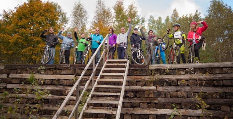 Revitalization of former Narrow Gauge Railway lines through