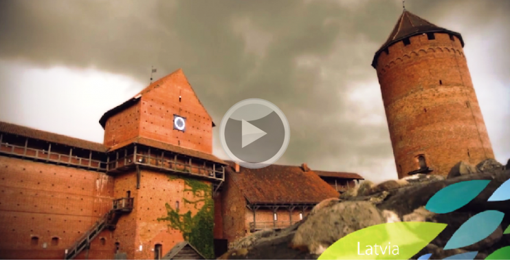 Click here to play a short video about the Northern Latvia region